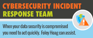 Foley Hoag Cybersecurity Incident Response Team