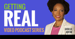 Getting Real Video Podcast - Interview with Giselle Joffre