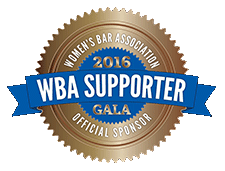Women's Bar Association 2016 Gala Sponosr