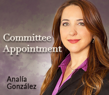 Analia Gonzalez Appointed Vice President of ICC Investor-State Arbitration Committee in Mexico