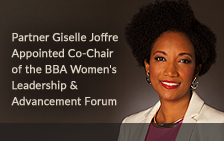 Foley Hoag Partner Giselle Joffre Appointed Co-Chair of the BBA Women's Leadership & Advancement Forum