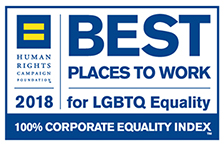 Perfect Score on the Corporate Equality Index 2018