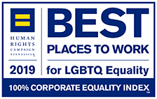 Perfect Score on the Corporate Equality Index 2019