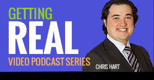 Getting Real Video Podcast Series - Interview with Chris Hart