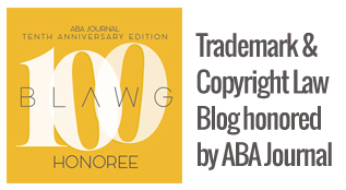 Foley Hoag's Trademark Blog is a BLAWG 100 Honoree