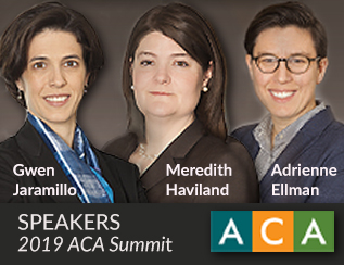 ACA Summit Foley Hoag Speakers