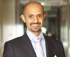 Bio photo for Vivek Krishnamurty