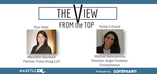 The View from the Top Podcast Series